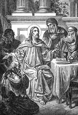 Instruction on the most Holy Sacrament