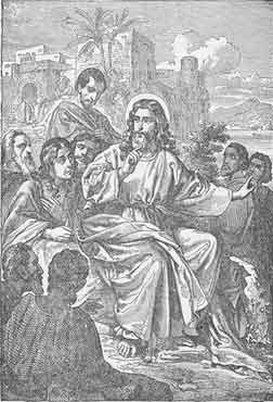 Eigth Sunday After Pentecost