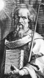 St. Athanasius, 296 - 373 A.D.